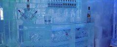 Ice bars around the world