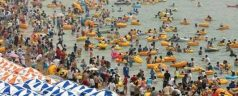 The Most Crowded Beach in World
