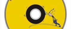 Very cool CD art