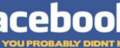 Facts About Facebook You Probably Didnt Know