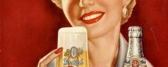 Women and Beer Advertising in The Past