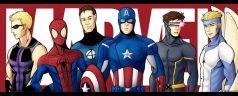 The Amazing Marvel Brand